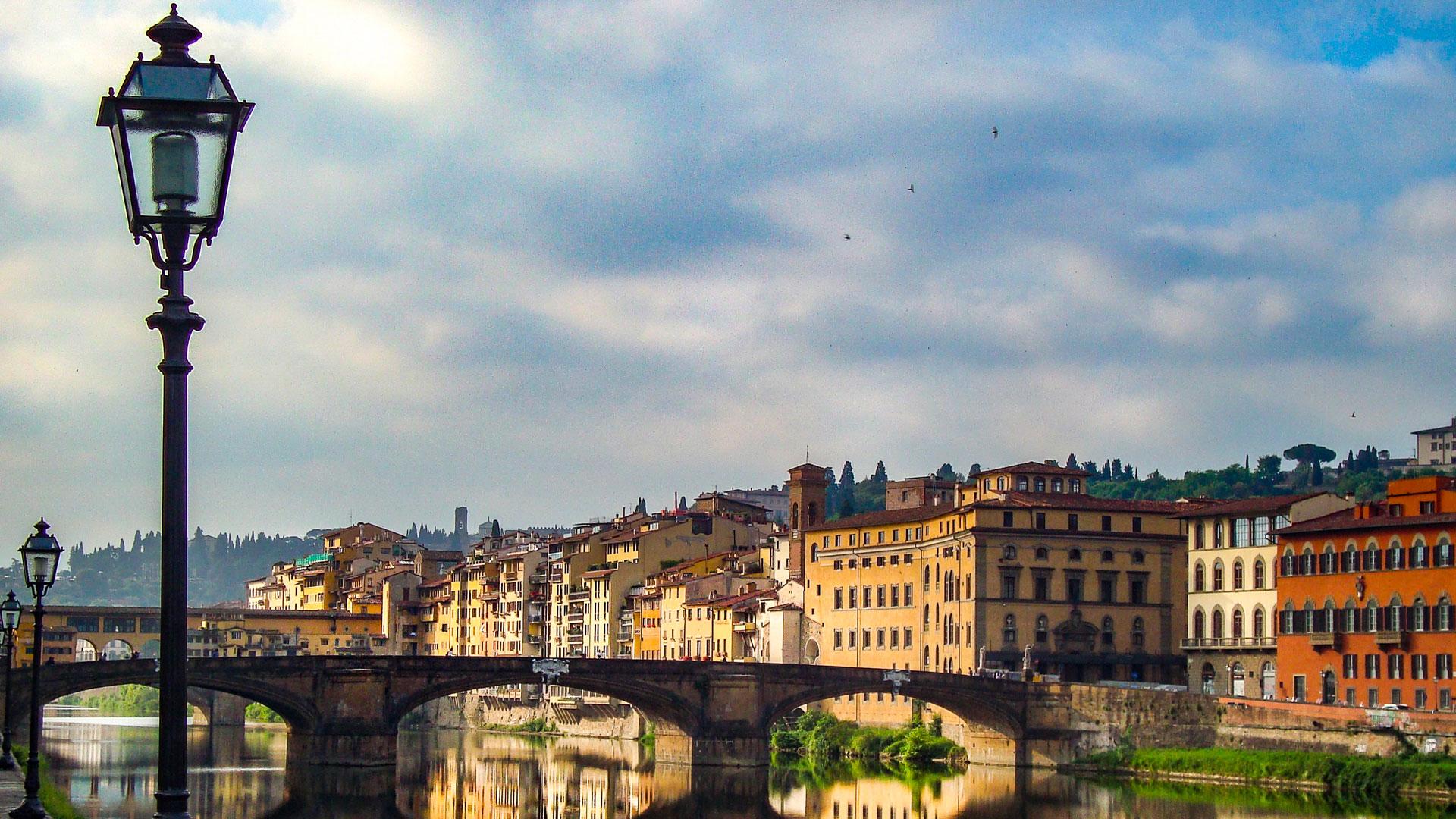 esperienza Lungarno Firenze