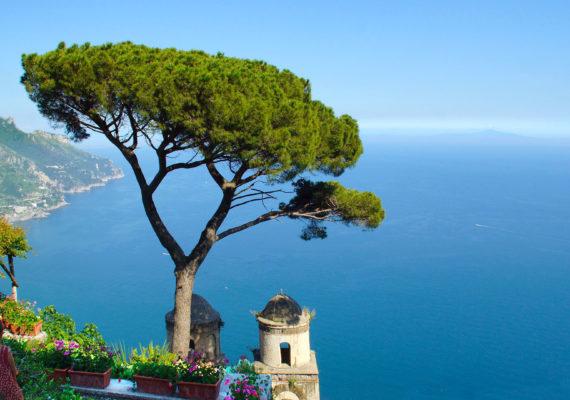 esperienza Ravello - Panorama da Villa Rufolo